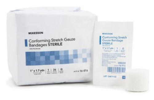 McKesson Conforming Bandage, Sterile
