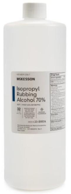 McKesson Isopropyl Rubbing Alcohol