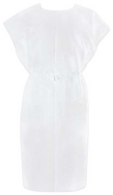 McKesson Adult Patient Exam Gown, One Size Fits Most