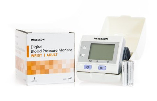 McKesson Blood Pressure Desk Monitor, Adult Wrist