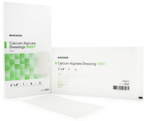 McKesson Calcium Alginate Dressing, Sterile