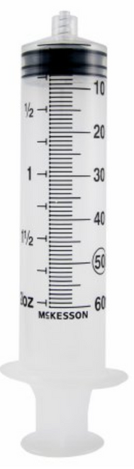 McKesson General Purpose Luer Lock Tip Syringe