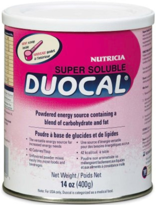 Duocal High Calorie Oral Supplement, Unflavored
