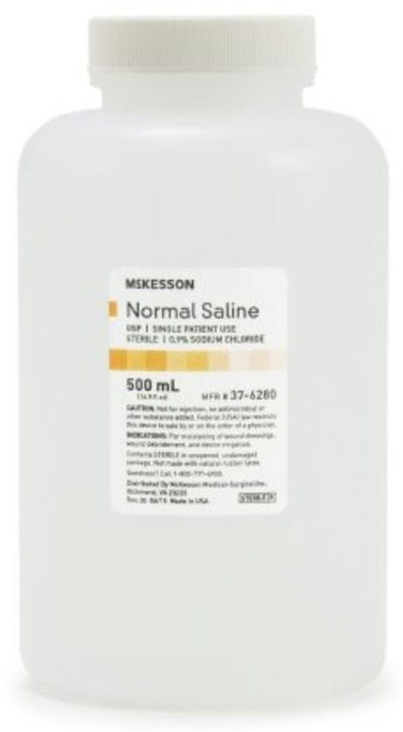 McKesson Irrigation Solution, Sodium Chloride
