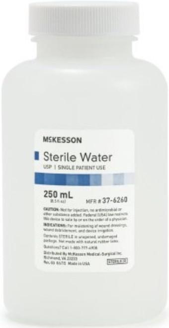 McKesson Irrigation Solution, Sterile Water
