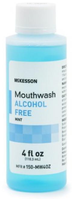 McKesson Mouthwash, Mint Flavor