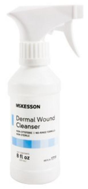 McKesson Dermal Wound Cleanser, NonSterile