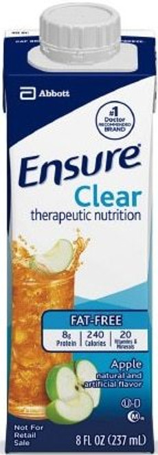 Ensure Clear Nutrition Shake, Carton