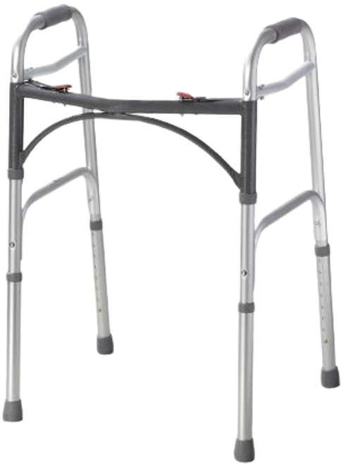 McKesson Aluminium Folding Walker