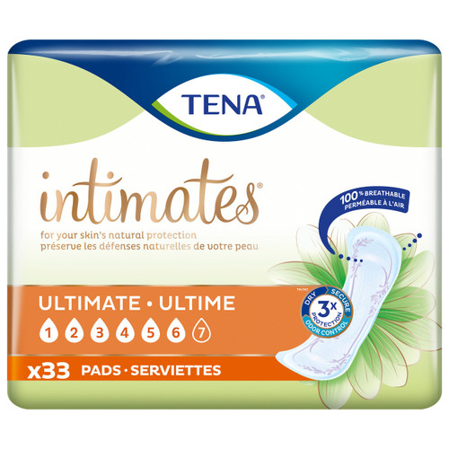TENA Intimates Ultimate Absorbency Incontinence Pads