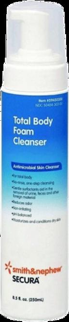 Secura Rinse-Free Antimicrobial Body Wash