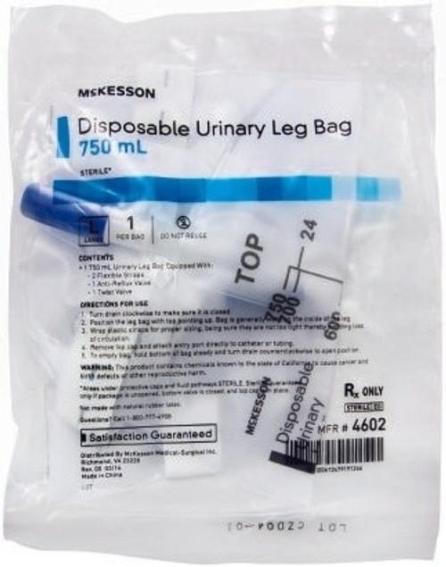 McKesson Urinary Leg Bag