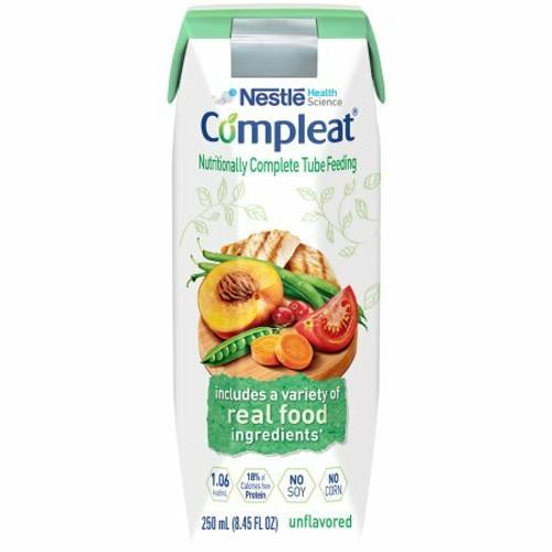 Compleat Tube Feeding Formula, Carton