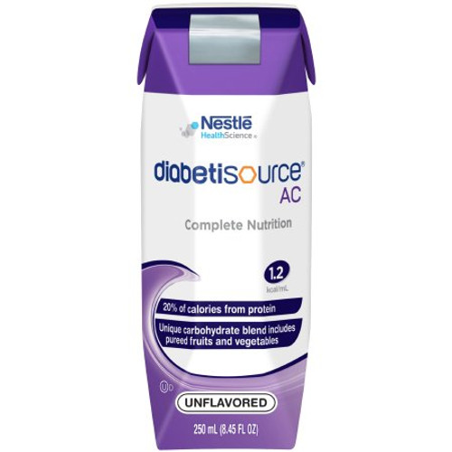 Diabetisource AC Tube Feeding Formula, Carton