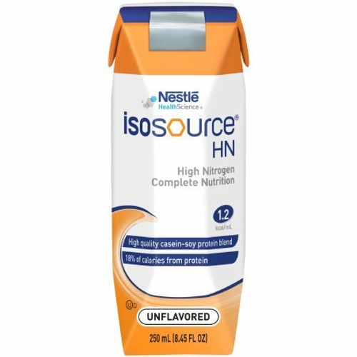 Isosource HN Tube Feeding Formula, Carton