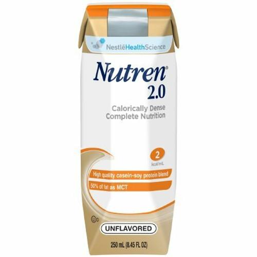 Nutren 2.0 Tube Feeding Formula, Carton