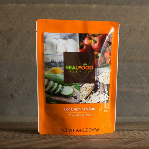 Real Food Blends Tube Feeding Formula, Pouch