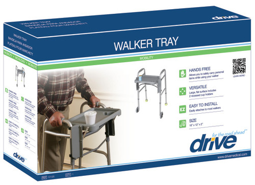 Drive Tray for Walker