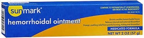 Sunmark Hemorrhoid Relief Ointment