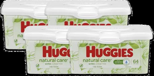 Huggies Natural Care Aloe Baby Wipes