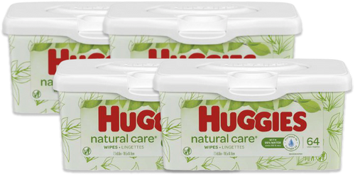 Huggies Natural Care Aloe Baby Wipes