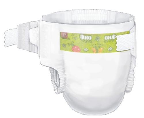 Curity Baby Diaper, Heavy