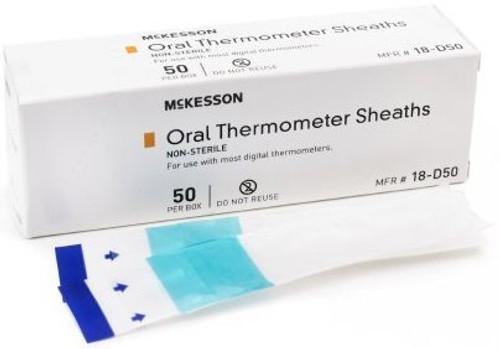 McKesson Oral Thermometer Sheath