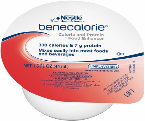 Benecalorie Calorie and Protein Food Enhancer