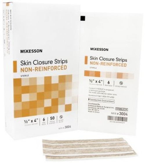 McKesson Flexible Skin Closure Strip