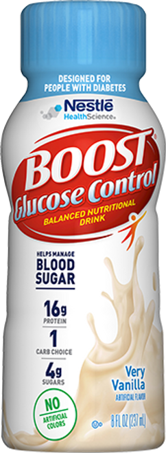 Boost Glucose Control Oral Supplement, Bottle