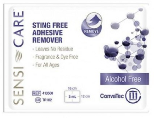 Sensi-Care Adhesive Remover Wipes