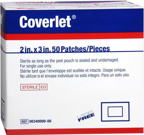 Coverlet Adhesive Dressing