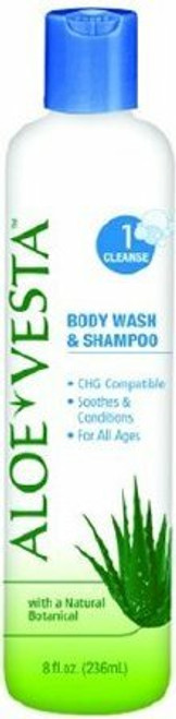 Aloe Vesta Shampoo and Body Wash