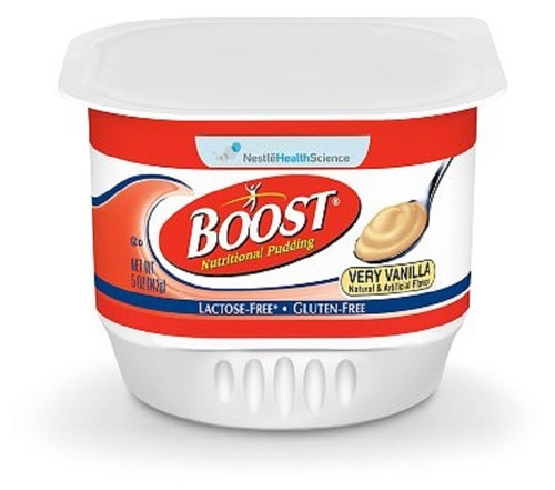 boost pudding nutrition