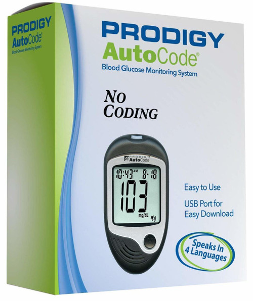 Prodigy Blood Glucose Meter