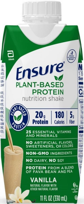 Ensure Plant-Based Protein Oral Supplement, Carton