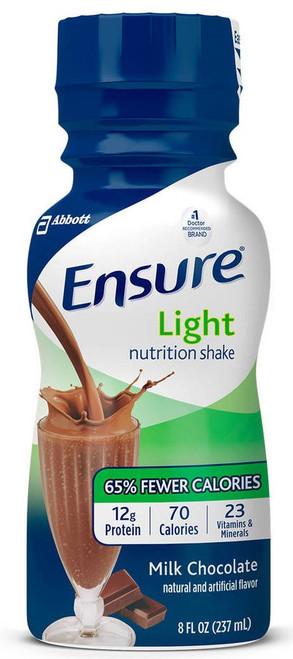 Ensure Light Nutrition Shake, Bottle