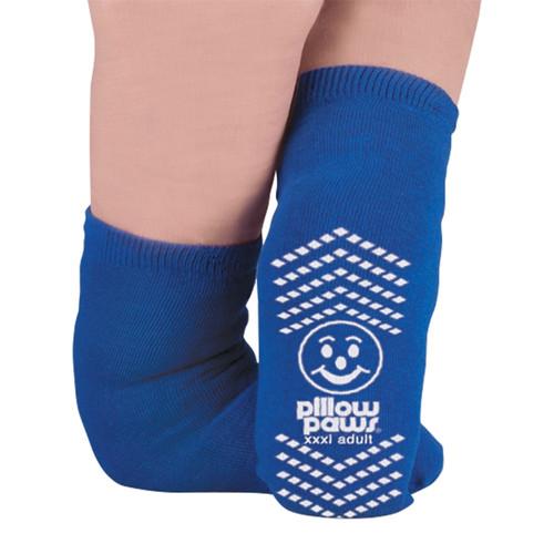 Pillow Paws Non-Slip Slipper Socks, 3X-Large