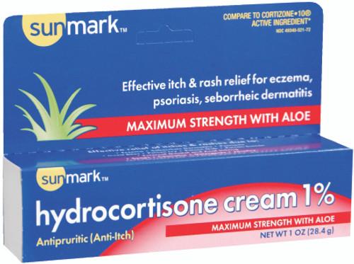 Sunmark Itch Relief Cream