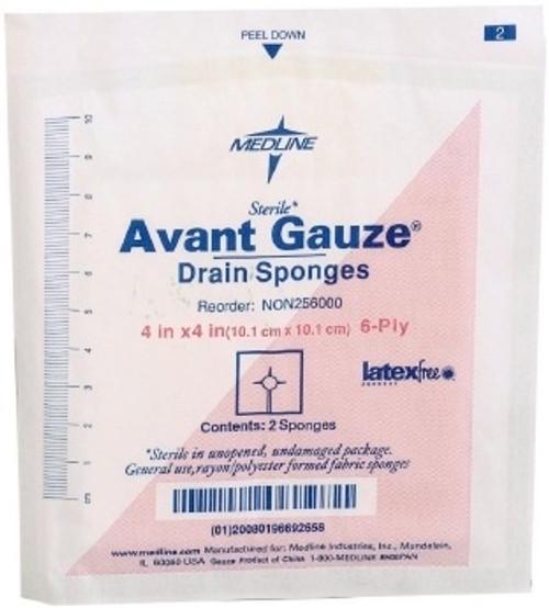 Avant Gauze Drain Sponge