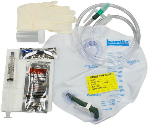 Bard Add-A-Foley Catheter Insertion Tray