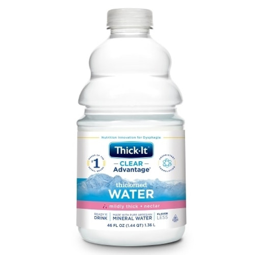 Thick-It Clear Advantage Thickened Water 46 fluid ounces