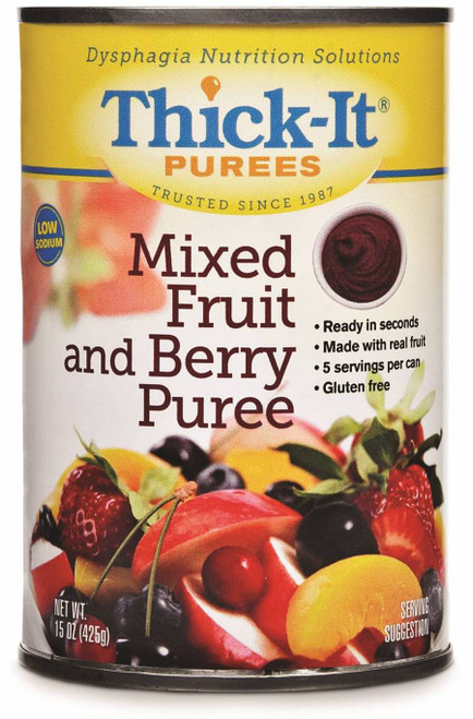 Thick-It Puree, Can