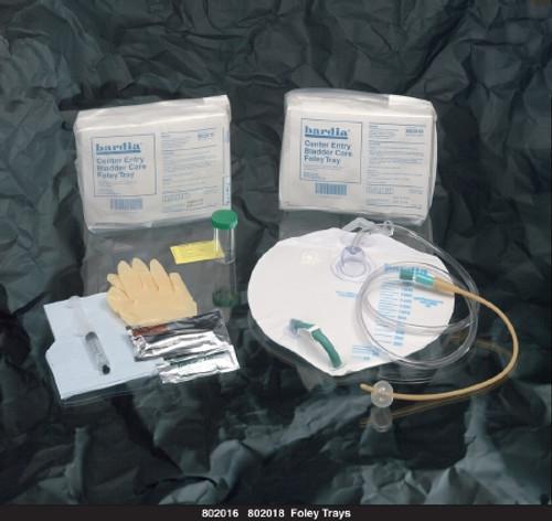 Bardia Indwelling Catheter Tray