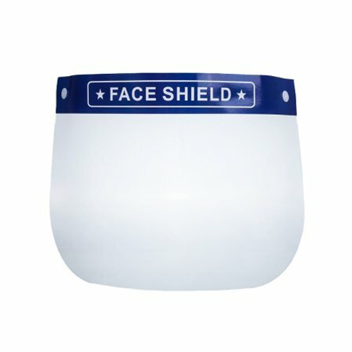 Full Length Anti-Fog Disposable Face Shield
