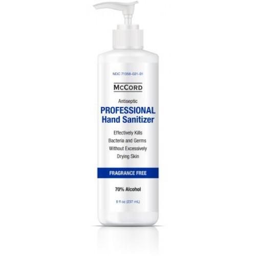 McCord Hand Sanitizer