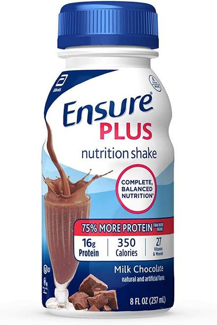 Ensure Plus Oral Supplement, Bottle