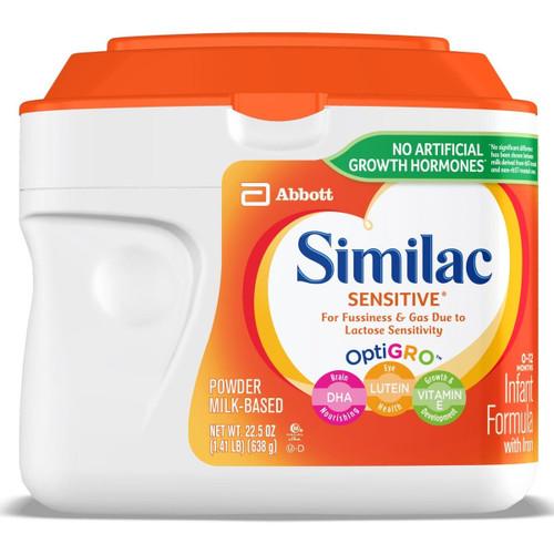 Similac Sensitive Infant Formula, Powder