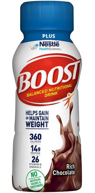 Boost Plus Oral Supplement, Bottle