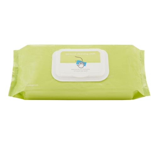 Cardinal Personal Cleansing Cloth, Non-flushable